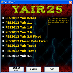 9 of Best Yair25 gameplay for PES2012 merged into PES2013
