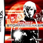 Alex Rider:Stormbreaker DS US Action Replay Codes