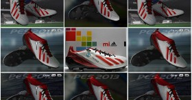 Fan-Designed Adidas Adizero III Messi Boots