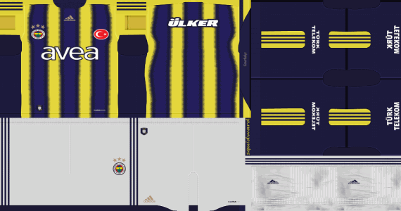 Search Result for: PES 2012 Fenerbahçe 2011-2012 Kits (Forması)