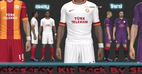 Galatasaray 2014-15 Kit Pack