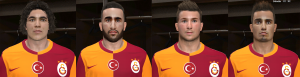 Galatasaray Facepack Preview