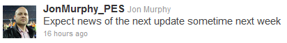 Jon Murphy Announced