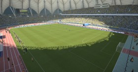 King Fahd International Stadium Turf