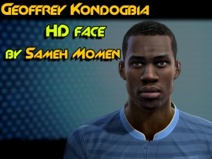 Kondogbia HD face by Sameh Momen