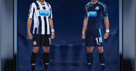 Newcastle United GDB 13-14 by G-Style