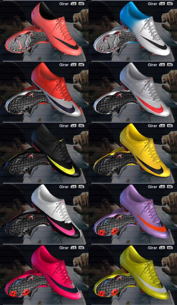 Nike Mercurial Vapor Superfly 2013