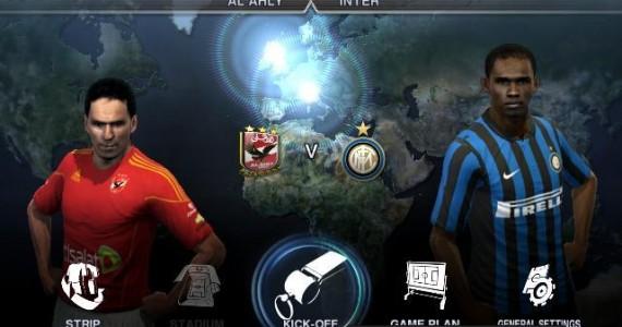 PES 2012 2ND Demo Alahly Egypt Patch  1
