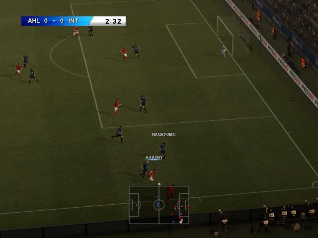PES 2012 2ND Demo Alahly Egypt Patch New Features