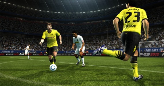 PES 2012 2ND Demo Bundesliga v2.50 Patch by Pesgalaxy.com 1