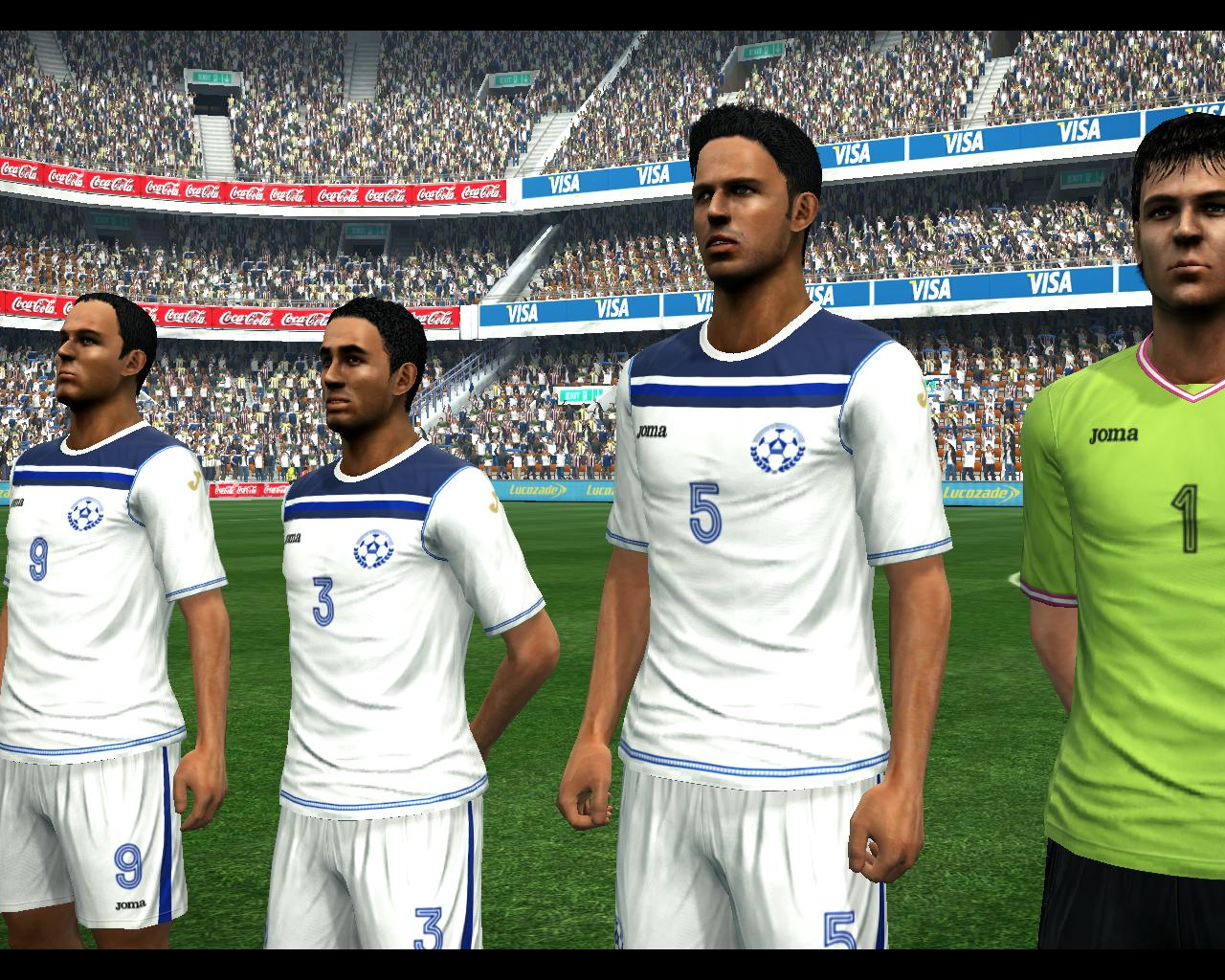 All national teams patch pes 2017 download