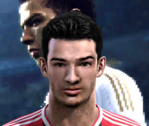 PES 2012 Alexandre Pato Face By Nathan
