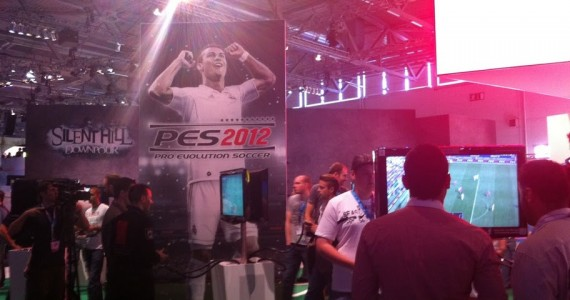 PES 2012 Cover Star