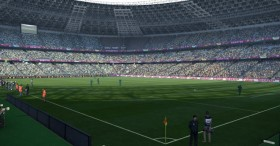 PES 2012 DONBASS Arena Stadium
