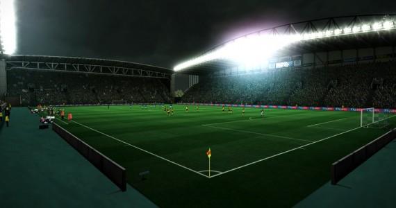 PES 2012 DW Stadium