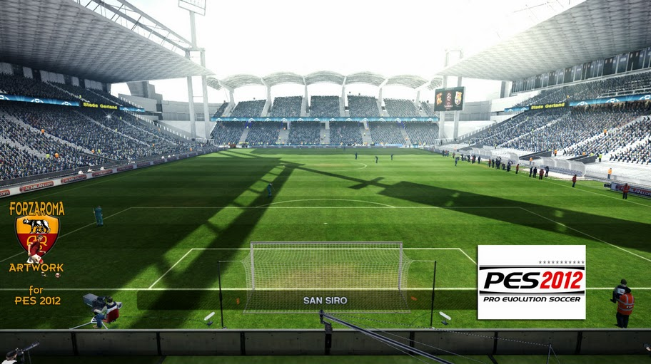 PES 2012 Demo Stade De Gerland Download Links