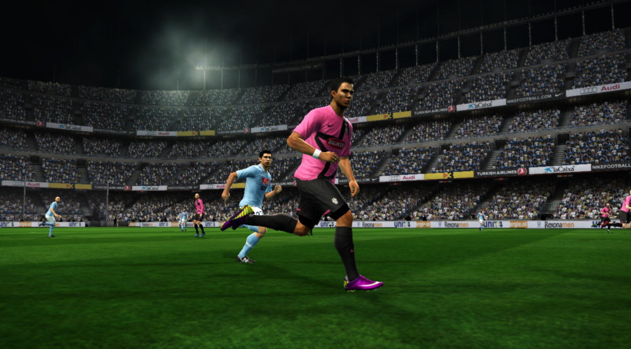 PES 2011 - DEMO Teams v10 by MxSoniC - PES Patch