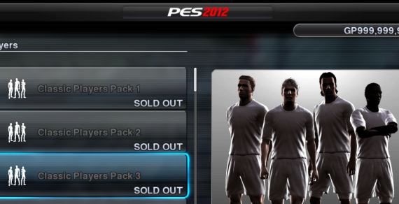 PES 2012 Demo Unlock All Extra Content & Max GP Tool by Jenkey1002 1