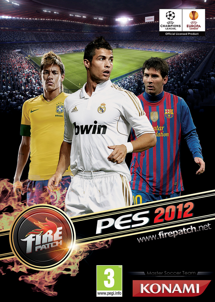download pes 2012 android