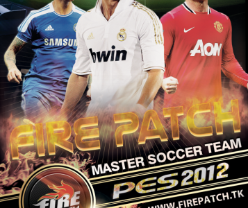 Patch Fire Patch Vietnam 2012 version 1.5 AIO (PES 2012(Pro Evolution Socce