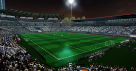 PES 2012 HD Beikta nn Stadium