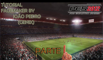 PES 2012 How to make face tutorial - Portuguese by Joao Pedro (Genix)