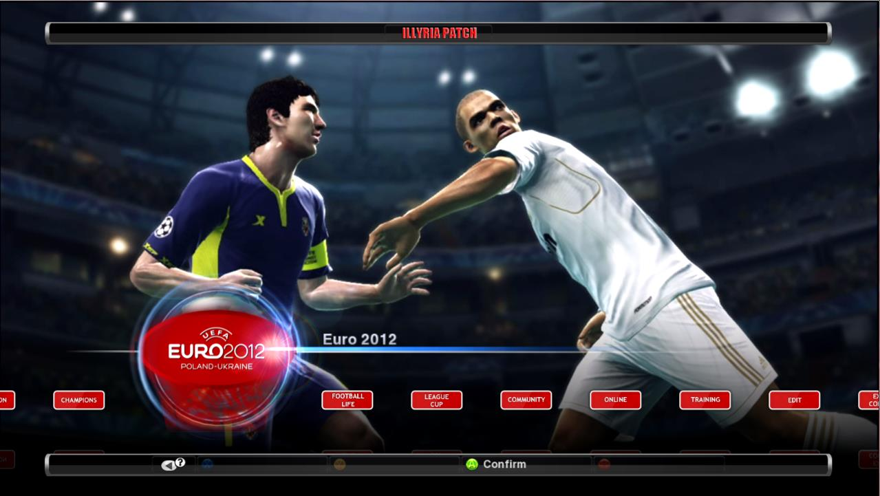 PES 2012 ILLYRIA Patch Version 2 Previews