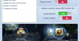 PES 2012 LogoSwitcher 4.0 for PESEdit by heru87