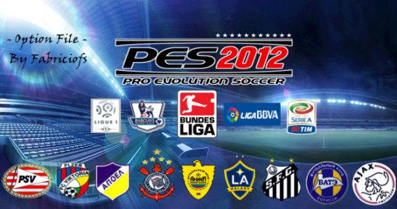 PES 2012 PS2 Bundesliga Option File