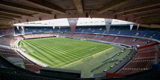 PES 2012 Parc des Princes Stadium v2