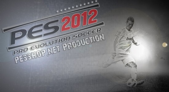 PES 2012 Patch v1.0 by PESSHOP