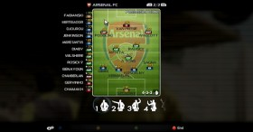 PES 2012 Position Style