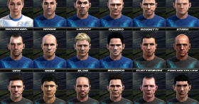 PES 2012 Referees Evolution Classic Full HD Faces + Boots - 2