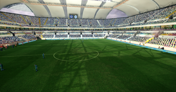 PES 2012 Stadium Server + Mega Stadiums Pack