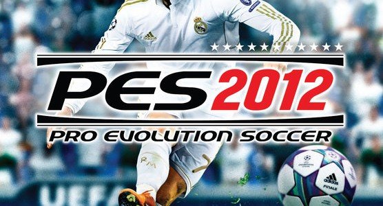 PES 2012 cover