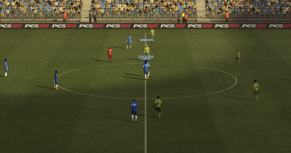 PES 2012 noDVD exe Blurry Disable for Official Update 1.03 - 1