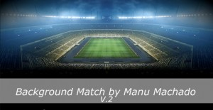 PES 2013 Background Match Final Version