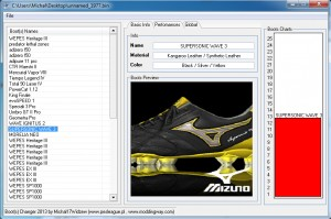 PES 2013 Boots Changer 2013 - 1