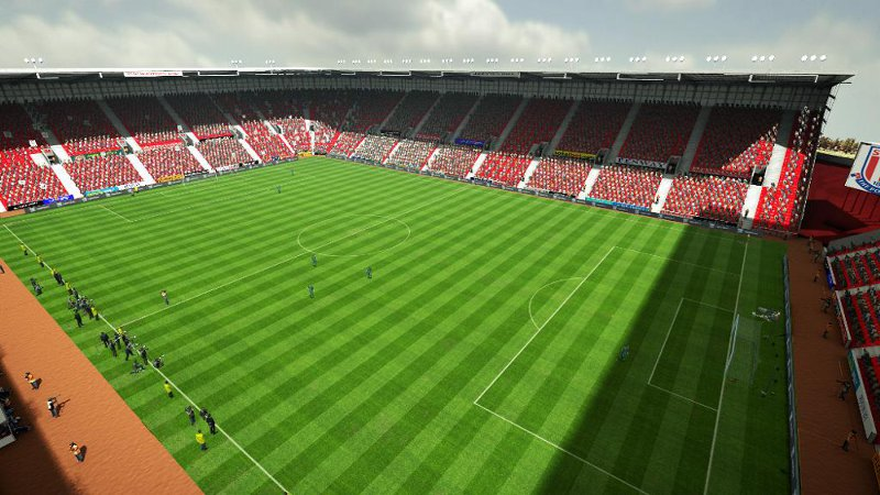 Pes 2013 britannia stadium stoke on trent england free download software and game full version Bathroom design and installation stoke on trent