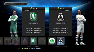 PES 2013 Bulgarian A-PFG League add-on for PESEdit 5.1 - 2
