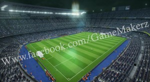 PES 2013 Camp Nou HD Stadium Turf