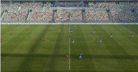PES 2013 Demo Blur Removal Update