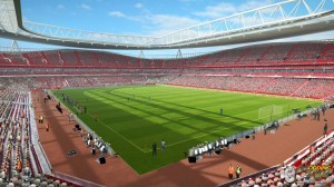 PES 2013 Emirates Stadium