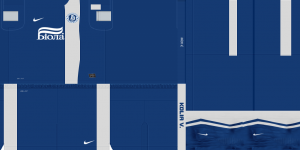 PES 2013 FC Dnipro Dnipropetrovsk Home Kit