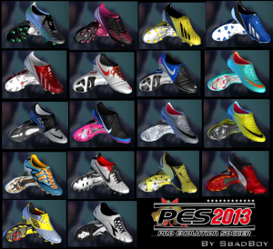 PES 2013 FULL HD 81 Bootpack - 2