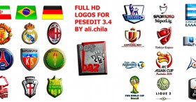 PES 2013 Full HD Logos for PESEDIT Patch 3.4