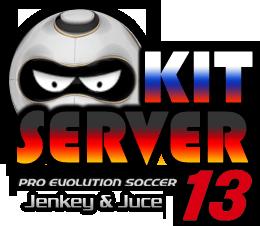 PES 2013 Kitserver