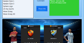 PES 2013 LogoSwitcher 1.4 for PESEdit