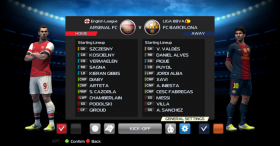 PES 2013 Magistral Font by heru87