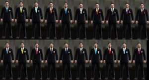 PES 2013 Manager Suits for ALL Serie A Teams